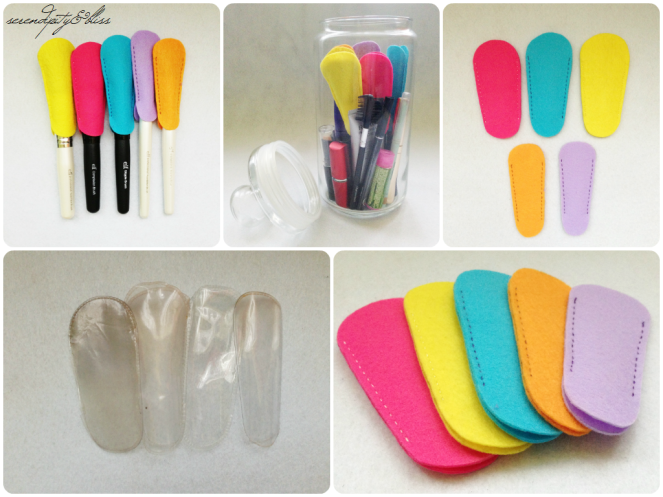Makeup Brush Covers